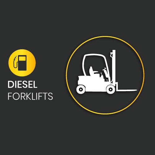 Diesel Counterbalance