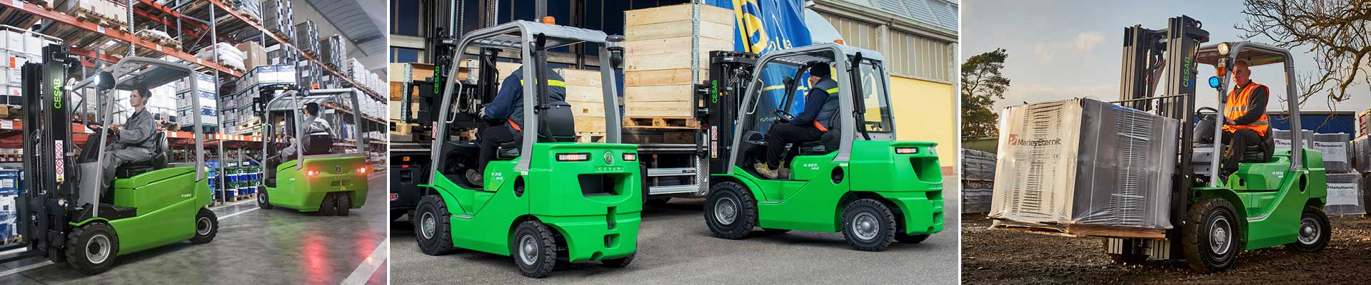 All types of forklift available for hire